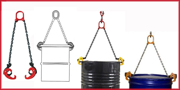 sl oil drum lifting clamps