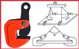 Horizontal plate clamp-PDB